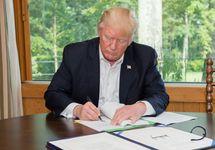 Трамп поручил подготовить доклад о нарушении Россией договора о РСМД