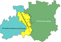 Картографы: Ингушетия отдает Чечне в 26 раз больше земли, чем получает взамен