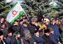 Ингушетия: повторное голосование по вопросу границы с Чечней вновь сорвано