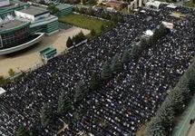 Бессрочный митинг в Магасе прекращен после отказа в согласовании