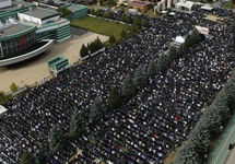 В Ингушетии представители протестующих встретились с Песковым