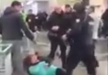 В Иркутске открыто дело об избиении беременной росгвардейцем