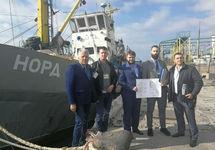Украина конфисковала российский сейнер «Норд»
