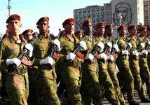 Россия продаст Кубе военную технику в кредит на 50 миллионов долларов