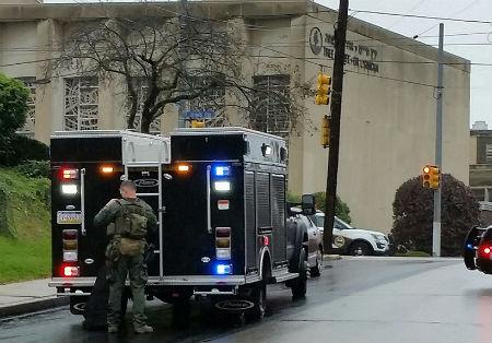 Расстрел в синагоге в Питтсбурге: 11 погибших