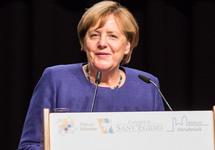 Меркель: Я больше не буду выдвигаться в канцлеры