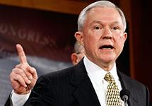 Генпрокурор США Сешнс подал в отставку