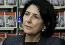 На президентских выборах в Грузии побеждает Зурабишвили