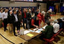 Выборы в США: демократы получают большинство в Палате представителей
