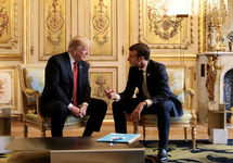 Лидеры 70 стран отмечают во Франции 100-летие со дня окончания Первой мировой