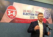 МИД выразил протест против задержания в США пропагандиста Малькевича