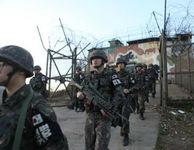 В Корее начат снос пограничных постов в демилитаризованной зоне
