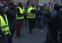 Протесты во Франции: один погибший