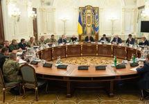 Совбез Украины предложил ввести военное положение на 2 месяца