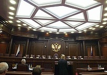 КС объявил законным соглашение о границе между Ингушетией и Чечней