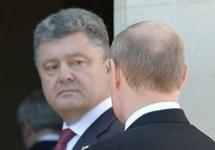 Путин: Не говорю с Порошенко, чтобы не участвовать в его кампании