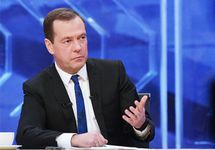 Медведев расширил эмбарго на украинские товары