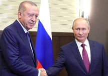 Керченский пролив: Турция может стать посредником между Россией и Украиной
