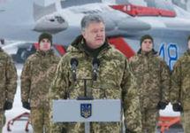 Порошенко: На территории Украины и у ее границ находятся 80 тысяч российских военных