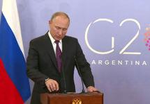 Путин: Вопрос об обмене пленных моряков не стоит