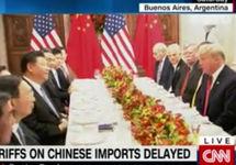 Лидеры США и Китая достигли временного компромисса по тарифам