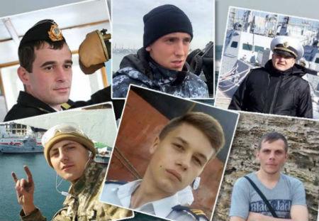 Пленным украинским морякам предъявлены обвинения