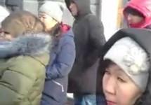 В Улан-Удэ прошел митинг за возвращение Бурятии в состав Сибирского федерального округа