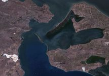 Россия частично разблокировала Керченский пролив
