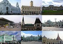 В Москве эвакуировали 9 вокзалов из-за сообщений о бомбах