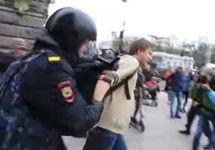 В СПбГУ студентов наказали за участие в антипутинской акции 5 мая