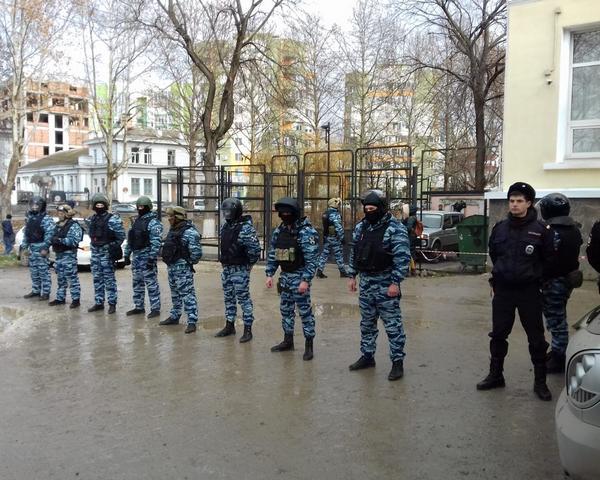 Эмиль Курбединов арестован на пять суток