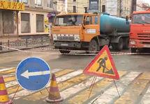 В Симферополе 200 тысяч человек остались без воды