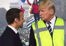 Глава МИДа Франции призвал Трампа не вмешиваться во внутренние дела страны