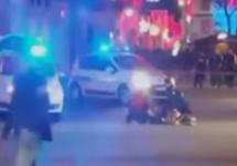 Расстрел в Страсбурге: трое побших