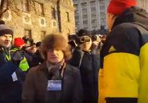 Протестный сход на Лубянке: 8 задержанных