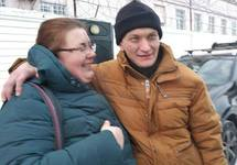 Националист Тимошенко освободился из петербургской ИК-7 по отбытии срока