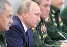 Кремль: Испытание межконтинентальной ракеты «Авангард» прошло успешно