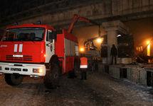 В Донецке взорван железнодорожный мост