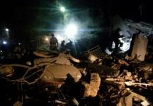 СКР: На развалинах в Магнитогорске следов взрывчатки не обнаружено