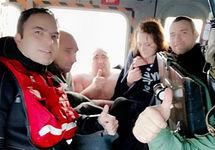В Черном море затонул сухогруз из России