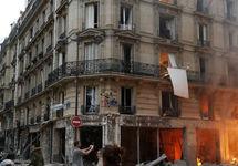 Взрыв в Париже: двое погибших