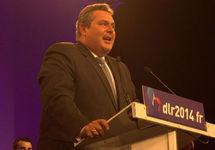 В Греции из-за соглашения с Македонией распалась правящая коалиция