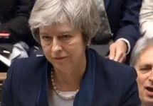 Британский парламент отклонил договор о Brexit