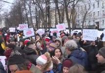 В Москве и Петербурге задержаны участники акций в 10-ю годовщину убийства Маркелова и Бабуровой