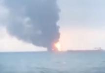 Загоревшиеся в Керченском проливе танкеры были причастны к поставкам газа Асаду