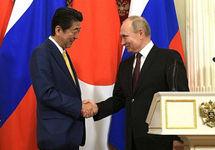 Путин подтвердил заинтересованность в заключении мирного договора с Японией