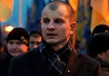 Лидер украинской «С14» Карась заочно арестован в Москве