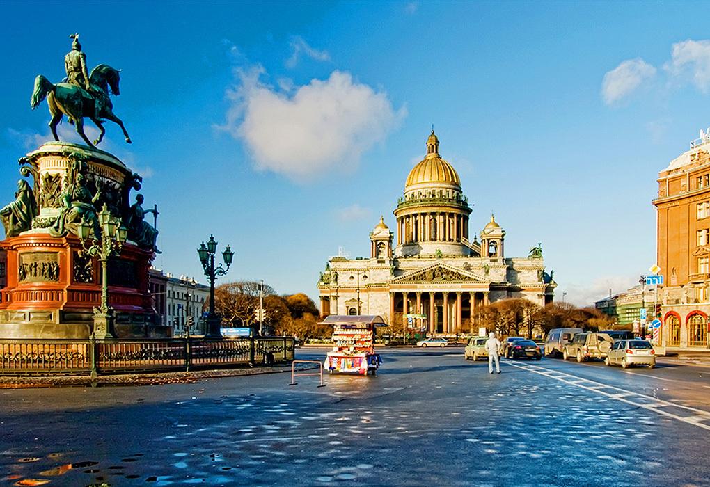 Бюджетный и комфортный отдых в Санкт-Петербурге