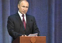 Путин поручил создать гиперзвуковые ракеты средней дальности
