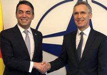 Подписан протокол о членстве Македонии в НАТО